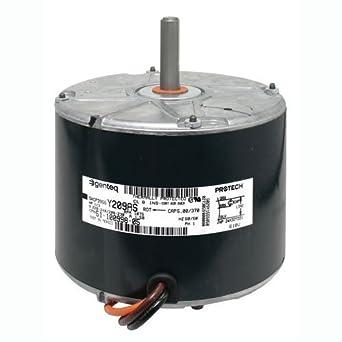 51 100998 05 rheem oem replacement condenser fan motor for Ruud blower motor replacement