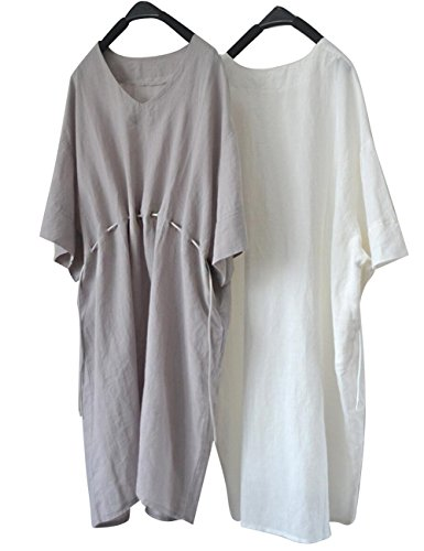 Linen And Silk Tunic - 7