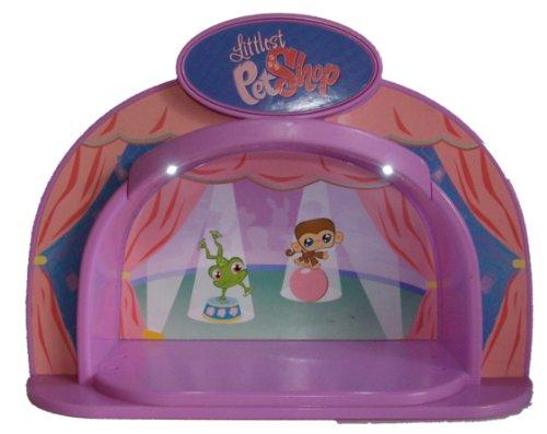 Littlest Pet Shop Light Up Dome Talent Show Stage Only No Pets No Accessories