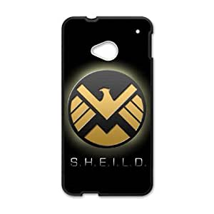 S.H.I.E.L.D S.H.I.E.L.D HTC One M7 Cell Phone Case Black Protect your phone BVS_788629