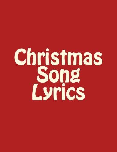 Christmas Song Lyrics (Christmas Singalong) (Volume 1)