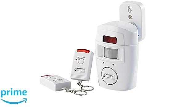 VisorTech - PE NC de 9056 Sensor de Movimiento Alarma ...