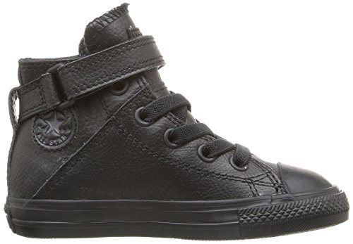 bambini Black Top Scarpe Chuck Converse per Star Black Black High All Taylor Toddler xCzCgpqvw
