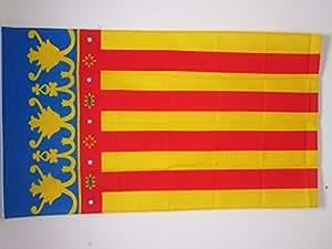 Comunidad Valenciana Flag