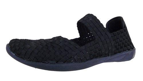 Bernie Mev Women Sneakers Alla Moda, Nere, 37