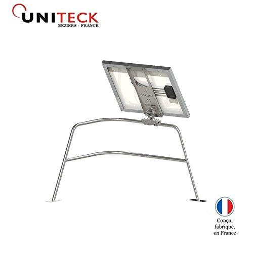 Befestigung Panel UNIFIX 50.2WB–Segeln–Balkon