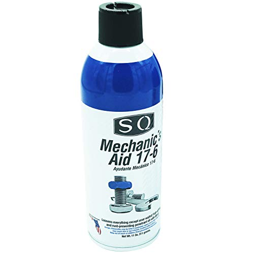 SQ Mechanic's Aid 17-6 Penetrating Oil 11 Oz (1)