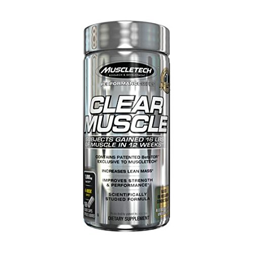 MuscleTech Clear Muscle, 336 Count