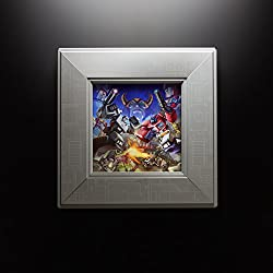 Monopoly Transformers Deluxe Collectors Limite Edition