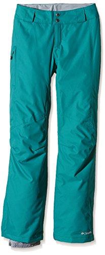 Columbia Bugaboo Pant Pantalones de Esquí, Mujer Verde (Smarald Green)