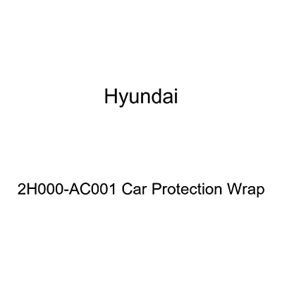 HYUNDAI Genuine 2H000-AC001 Car Protection Wrap: Automotive