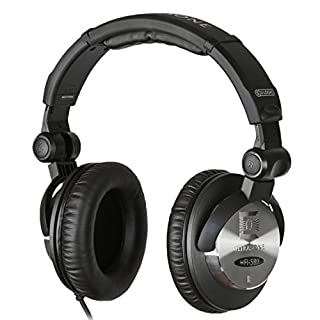 Ultrasone HFI-580 S-Logic Surround Sound Professional Closed-back Headphones with Transport Bag (B00101UHS8) | Amazon price tracker / tracking, Amazon price history charts, Amazon price watches, Amazon price drop alerts