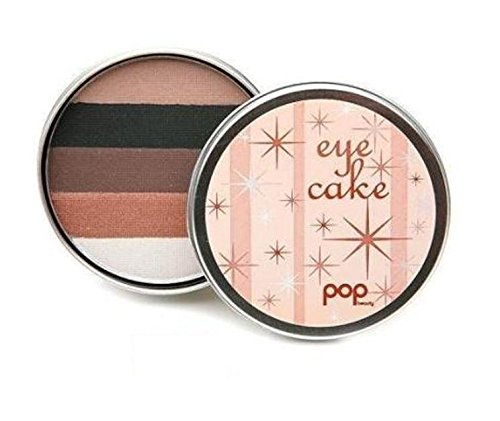 By Pop Beauty Eye Cake (Pop Beauty Eye Cake - Naked Blue Eyes)