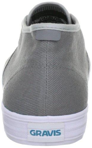 Gravis  QUARTERS MNS, Baskets mode pour homme Gris Dove 428 44