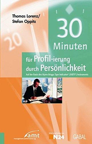 30 Minuten für Profilierung durch Persönlichkeit