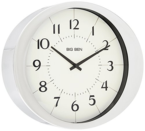 (Westclox 46188 46188- Big Ben Oval Clock)