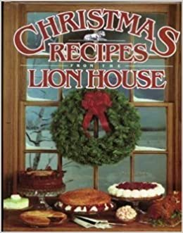 Christmas recipes from the lion house not available 9780875792552 christmas recipes from the lion house not available 9780875792552 amazon books forumfinder Gallery