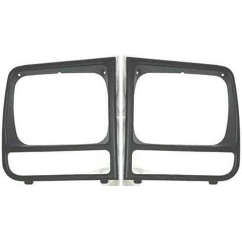 xj headlight bezel - 7