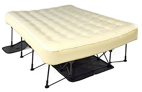 Ivation Mattress Inflatable Shut Off Comfortable