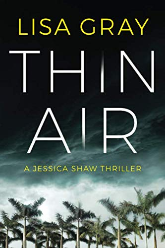 Book cover from Thin Air (Jessica Shaw) by Lisa Gray