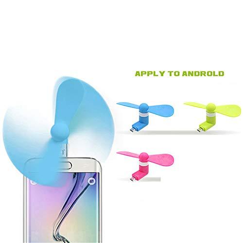 SKNBC Carabiner Water Misting Fan Portable Mini Fan 3 Piece Set Cool Squeeze Spray Fan