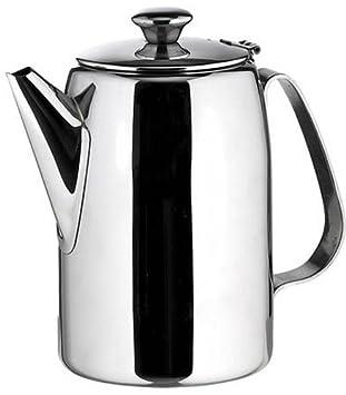American Metalcraft SSTP65 Esteem 12-Ounce Teapot Satin Finish Silver