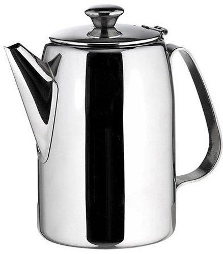 American Metalcraft SSCP68 Esteem 68-Ounce Coffee Pot, Satin Finish, Silver