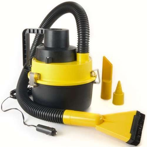 12V DC Wet Dry 1 GAL Ultra Vac Vacuum Cleaner Air Inflator 40″Hose Car Boat RV