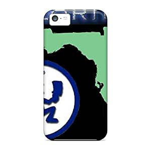 High Quality 4 Florida Juggalos Case For Iphone 5c / Perfect Case