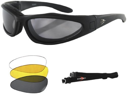 Lowrider II Convertible Sunglasses, Manufacturer: Bobster Eyewear, LOW RIDER II ()