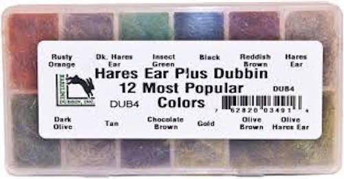 - Hare's Ear Plus Dispenser by Hareline Dubbin