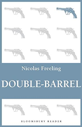 book cover of Double-Barrel