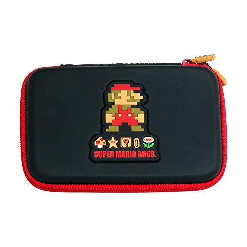 HORI Retro Mario Hard Pouch for NEW 3DS XL and Nintendo 3DS XL