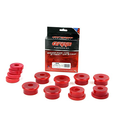 Bbk Control Arms - BBK 2549 BBK Replacement Lower Control Arm Bushing Kit - For BBK Control Arms Only