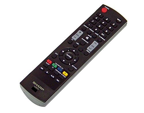 OEM Sharp Remote Control Originally Shipped With LC42SV49...