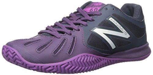 UPC 888546994591, New Balance Women's WC60V1 LT Weight Tennis Shoe, Grey/Pink, 6.5 B US