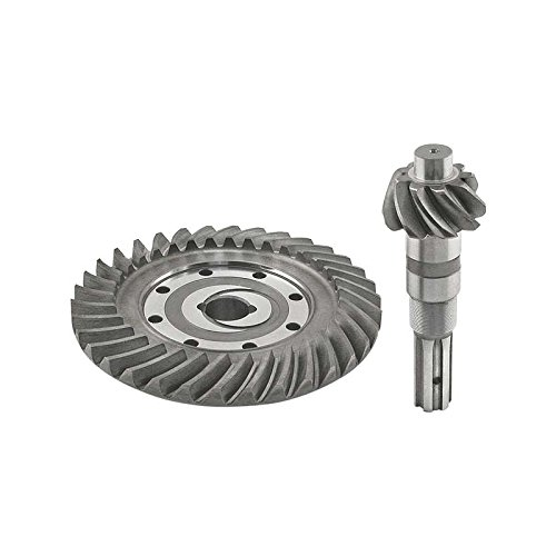 MACs Auto Parts 32-16771 Ring & Pinion Gear Set - 3.78 To 1 Ratio - 6 Spline - Passenger ()