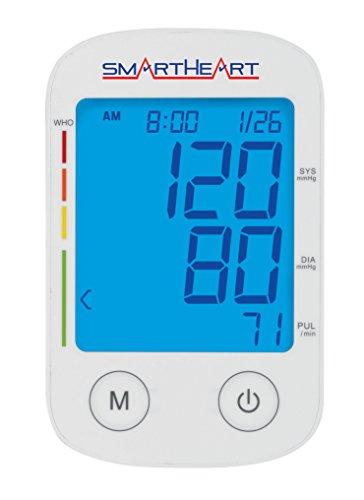 Veridian Healthcare Smartheart Automatic Arm Digital Blood P