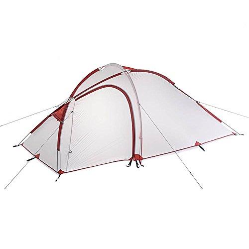 特定のスチュアート島予備QFFL zhangpeng テント耐寒性のダブルテント1ベッドルーム1屋外テント2?3人野生の家族キャンプテント2色オプション トンネルテント ( 色 : オレンジ )