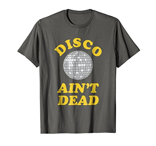 Mens Funny Retro Disco Dancing T Shirt Gift for 70s Disco Dancer Medium (Boogie Nights Outfits)