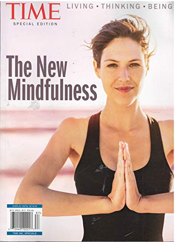 Time The New Mindfulness Magazine 2018 for sale  Delivered anywhere in USA