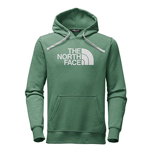 The North Face Men's Half Dome Hoodie - Smoke Pine Heather/Glacier Gray - L by The North Face