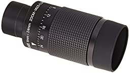 Meade Instruments 07199-2 Series 4000 8 to 24-Millimeter 1.25-Inch Zoom Eyepiece (Black)