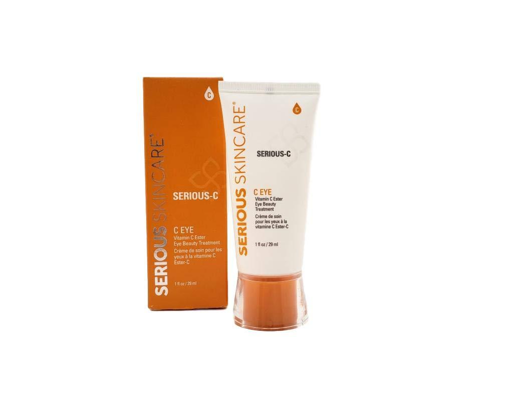 Vitamin C Ester Eye Treatment DOUBLE SIZE Serious Skincare Serious-C Eye 1 oz