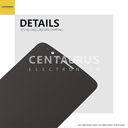 Assembly For LG Stylo 3 LS777 L83BL L84VL M430 5.7'' Replacement LCD Display Touch Screen Digitizer Panel Glass Part Full by CE CENTAURUS ELECTRONICS (Image #3)