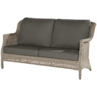 4 Seasons Del Mar 2,5-Sitzer Sofa Pure