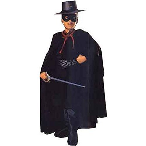 Zorro Costume Kids (Childs Zorro Costume Large)