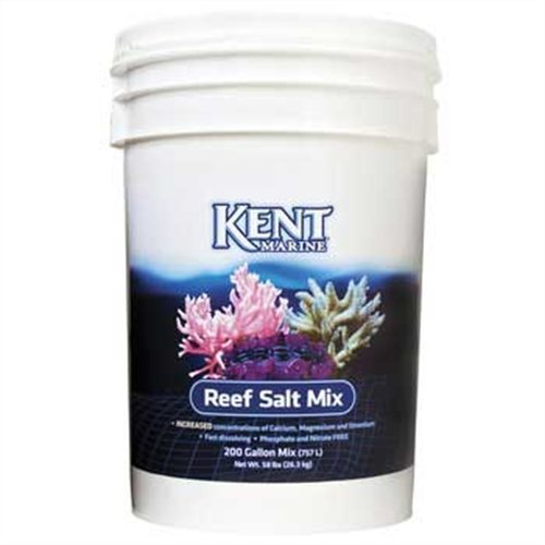Kent Marine 02111 Reef Salt Mix, 200 Gallon Mix