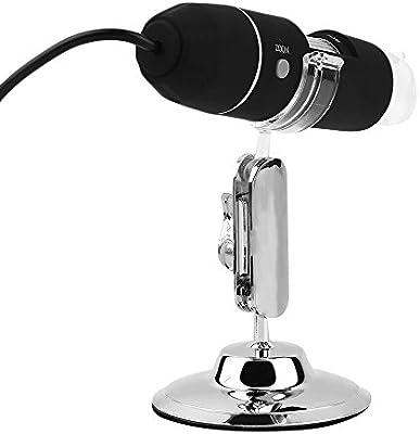 Amazon.com: Baugger Digital Microscope,1000X 8 LED USB ...