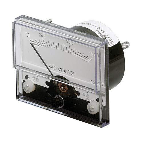 Paneltronics Ac Voltmeter - Paneltronics Analog Ac Voltmeter - 0-300vac - 2-1/2